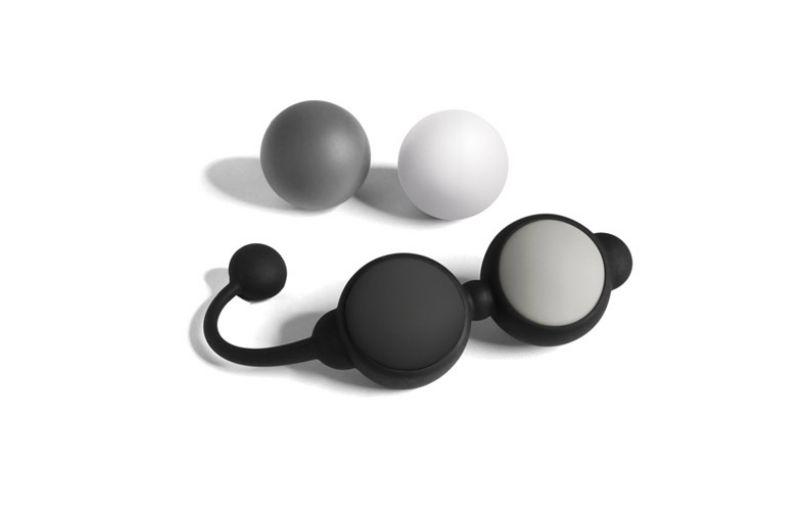 Вагинальные шарики: тренировка + удовольствие для двоих!