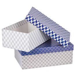 Набор коробок 10 в 1 Орнамент 9