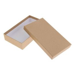 Коробка Крафт однотонный 3