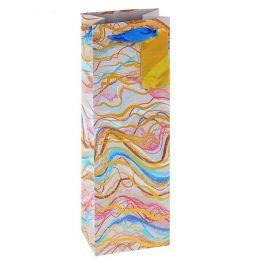 Пакет подарочный Эскиз премиум, 36 х 12 х 8,5 см