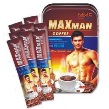 Мужские Кофе MAXman coffee возбуждающий 1 шт., MMcf-80