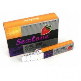 Женские Жевательная резинка для женщин SexLove Chewing Gum, SEX-50 1шт.