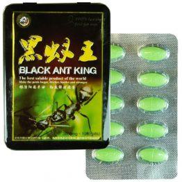Мужской препарат Черный Муравей Black Ant King, ЦЕНА ЗА 1 ТАБ. BMR-1515