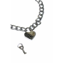 Ошейник Party Hard Embrace Silver 1093-01lola