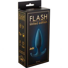 Анальная пробка со смещенным центром тяжести Flash Glow 9012-01Lola
