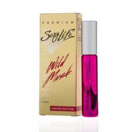Духи с феромонами Wild Musk №14 философия аромата Montale -  Rose Elixir, женские, 10 мл