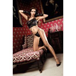 Dolce Vita Комплект бикини черныйиз роскошного кружева
