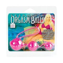 Три вагинальных шарика GRADUATED ORGASM BALLS 1313-04CDSE