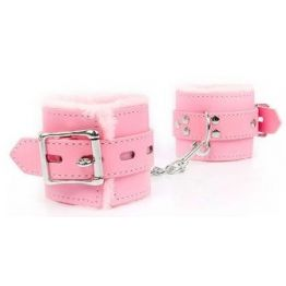 НАРУЧНИКИ цвет розовый арт. NTB-80569