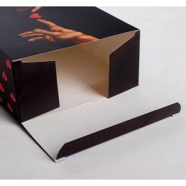 Коробка складная LOVE, 16 × 23 × 7.5 см 4721306