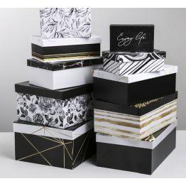 Подарочная коробка Счастье в простом, 4319283-4