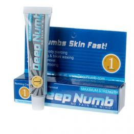 Обезболивающий крем анестетик с лидокаином Deep Numb, DN-10255