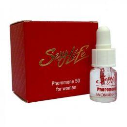 Феромон Sexy Life концентрат 50% жен. 5мл