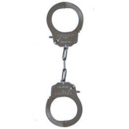 Настоящие металлические наручники (Be Mine) (One Size)