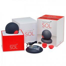 Магнитно-левитационный пульсатор Revel Body SOL с широким диапазоном вибрации