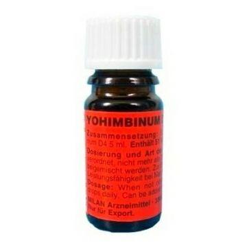 Универсальные Капли Yohimbinum D4 (Йохимбинум Д4) 5 мл., 280 MIL