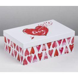 Подарочная коробка Любовь повсюду 1