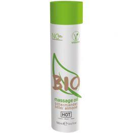 Массажное масло HOT BIO oil bitter almond 100 мл. 44151
