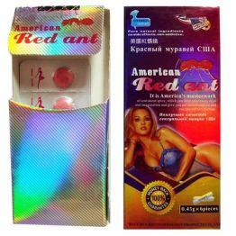 Красный муравей женская виагра American Red Ant 6 таб., RedAnt007