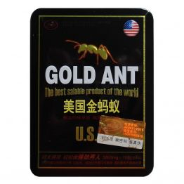 Препарат для потенции Золотой муравей (Gold Ant) 10 таб., GA-6710