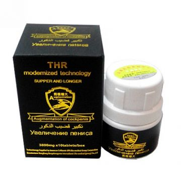Увеличение пениса THR 10 таб., THR-2310