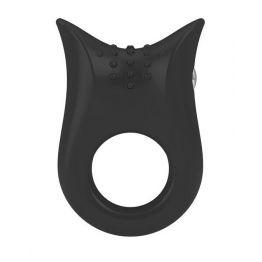 Эрекционное кольцо черное B2-1