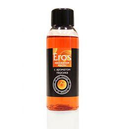 МАСЛО МАССАЖНОЕ EROS EXOTIC (с ароматом персика)  флакон 50 мл арт.
