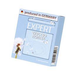 Презервативы Expert Чувство полета №3, супер тонкие, 3шт
