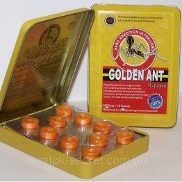Препарат для потенции Golden Ant Золотой Муравей 10 таб., GA-6711