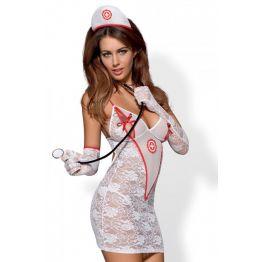 Комплект Medica dress (S-M, белый)