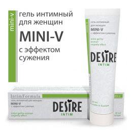 Desire Интим-крем Mini-v (эффект сужения) 30мл. жен.