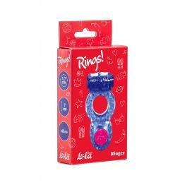 Эрекционное кольцо Rings Ringer purple 0114-71Lola