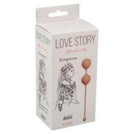 Вагинальные шарики Love Story Empress Tea Rose 3008-02Lola