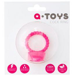 Виброкольцо силиконовое A-toys 769005