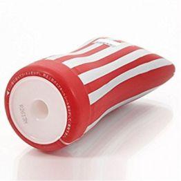 Мастурбатор Soft Tube одноразовый. Имитирует позу сидя, 15,3 см