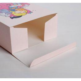 Коробка складная Сильной и независимой, 16 × 23 × 7.5 см 4721321