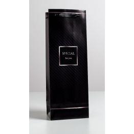 Пакет ламинированный под бутылку Special for you, 13 x 36 x 10 см   5035703