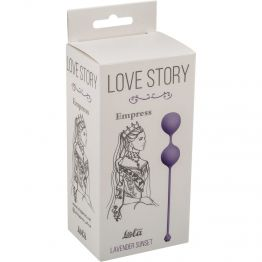 Вагинальные шарики Love Story Empress Lavender Sunset 3008-01Lola