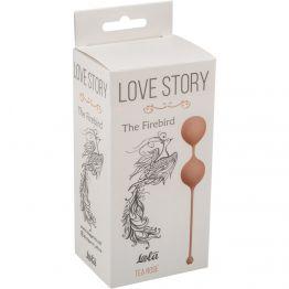 Вагинальные шарики Love Story The Firebird Tea Rose 3010-02Lola