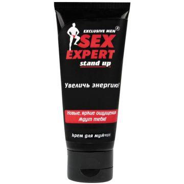 КРЕМ STAND UP для мужчин серии Sex Expert 40 г арт. LB-55146