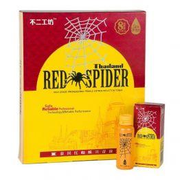 Женские Возбуждающие капли для женщин Red Spider (Ред Спайдер, Красный Паук) 1 шт в уп.